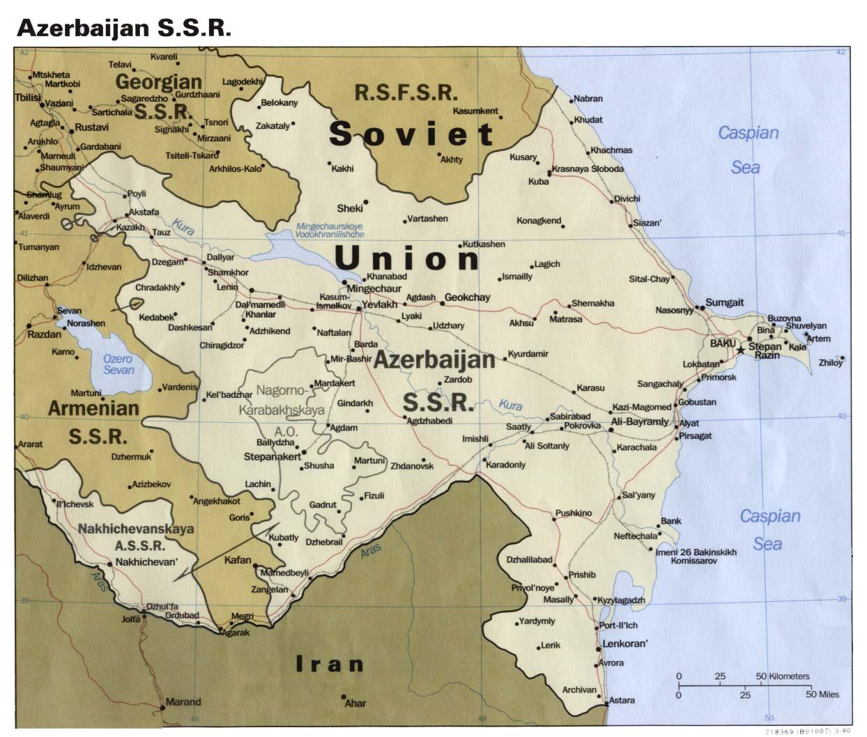 Azerbaijan Soviet Socialist Republic