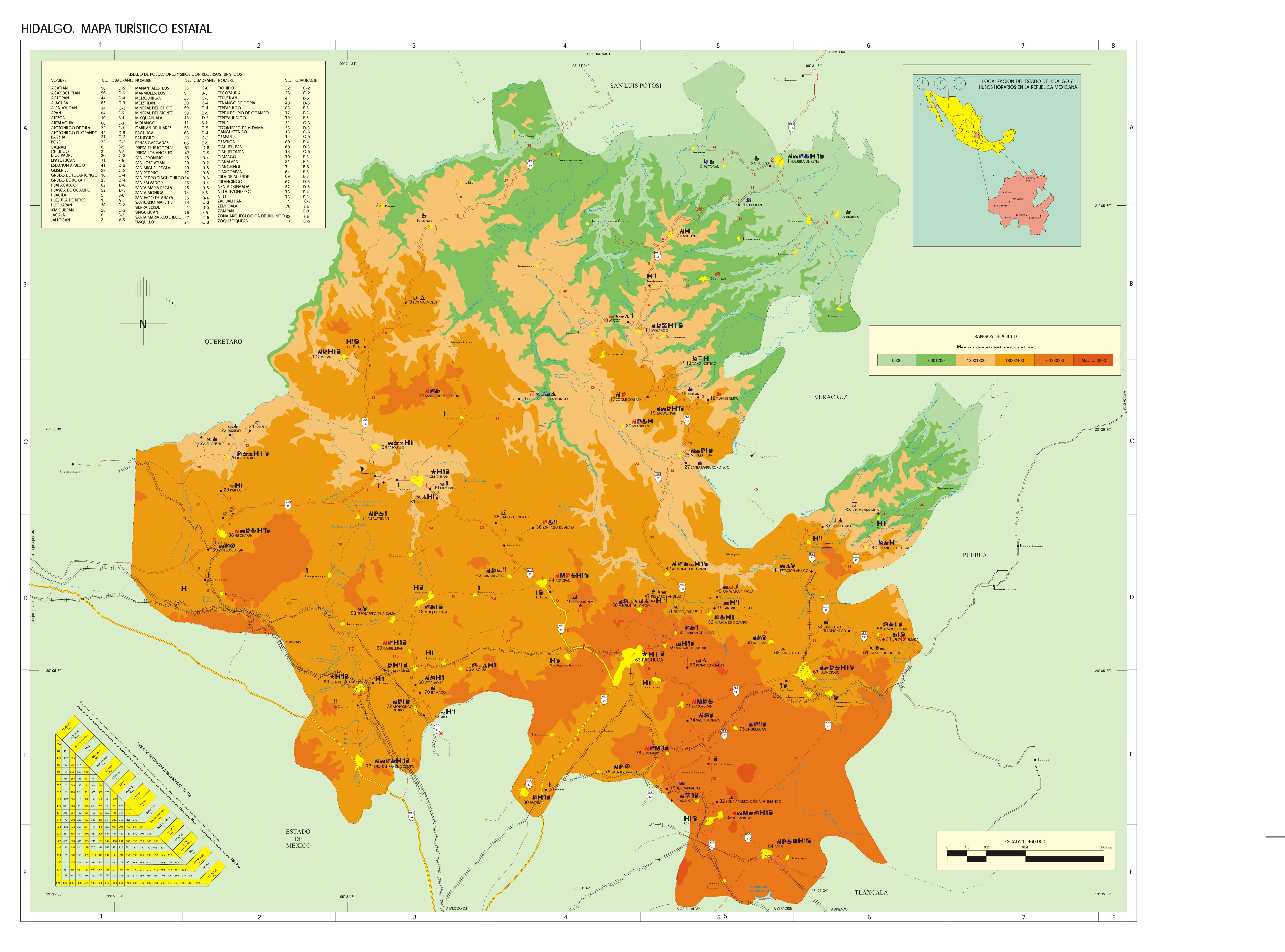 zacatecas mexico map with Mapa De Hidalgo on Pagina5 besides Union And Liberty An American Tl further Locationphotodirectlink G152772 D6555185 I142202130 Museo de la inquisicion Zacatecas central mexico and gulf coast likewise File Municipio de Rio Grande furthermore Las Fuentes Un Paraiso Para Relajarse.