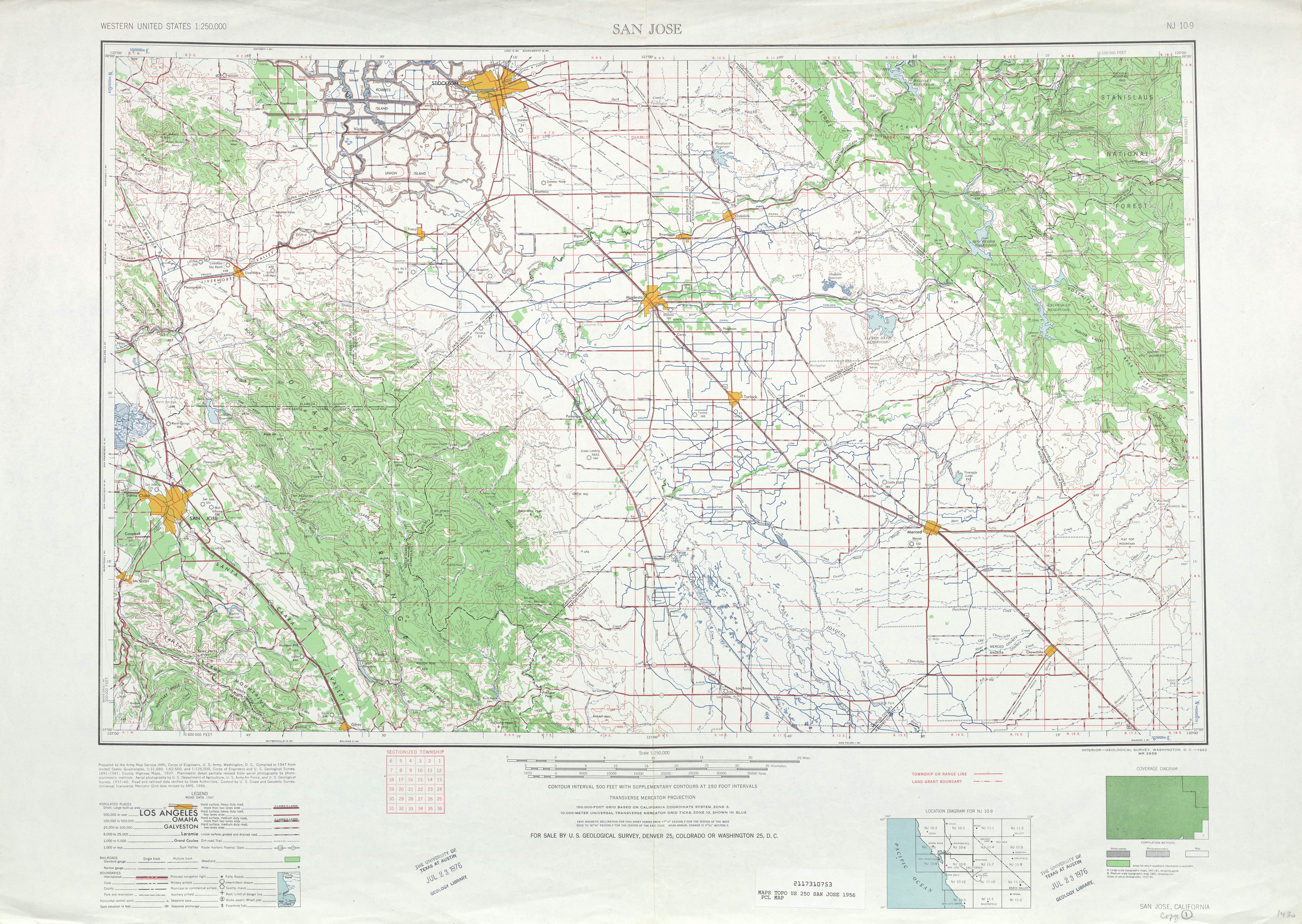 San Jose Topographic Map Images California Topographic Maps - Us map topography