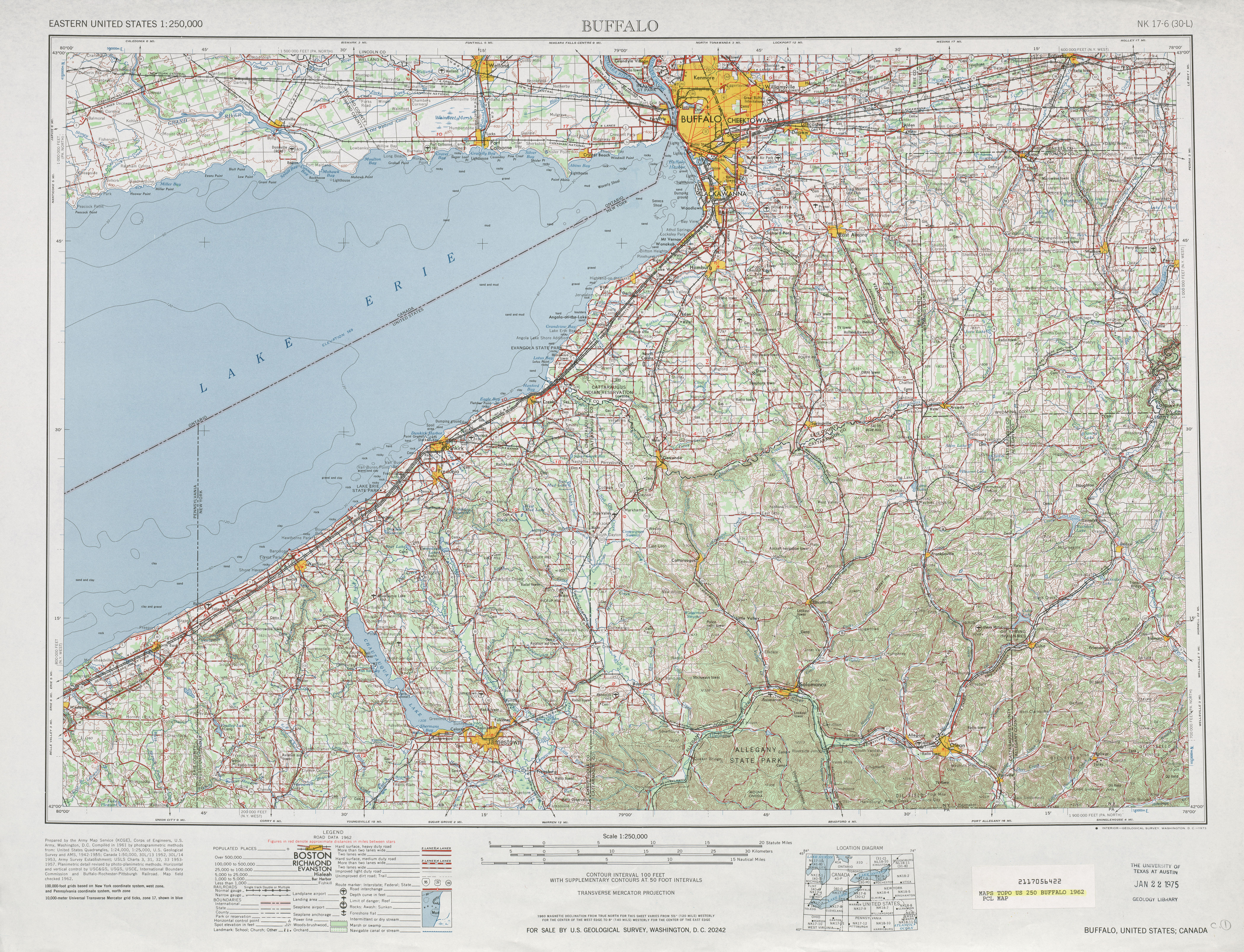 Buffalo (TX) United States  City pictures : ... United States :: Buffalo Topographic Map Sheet, United States 1962