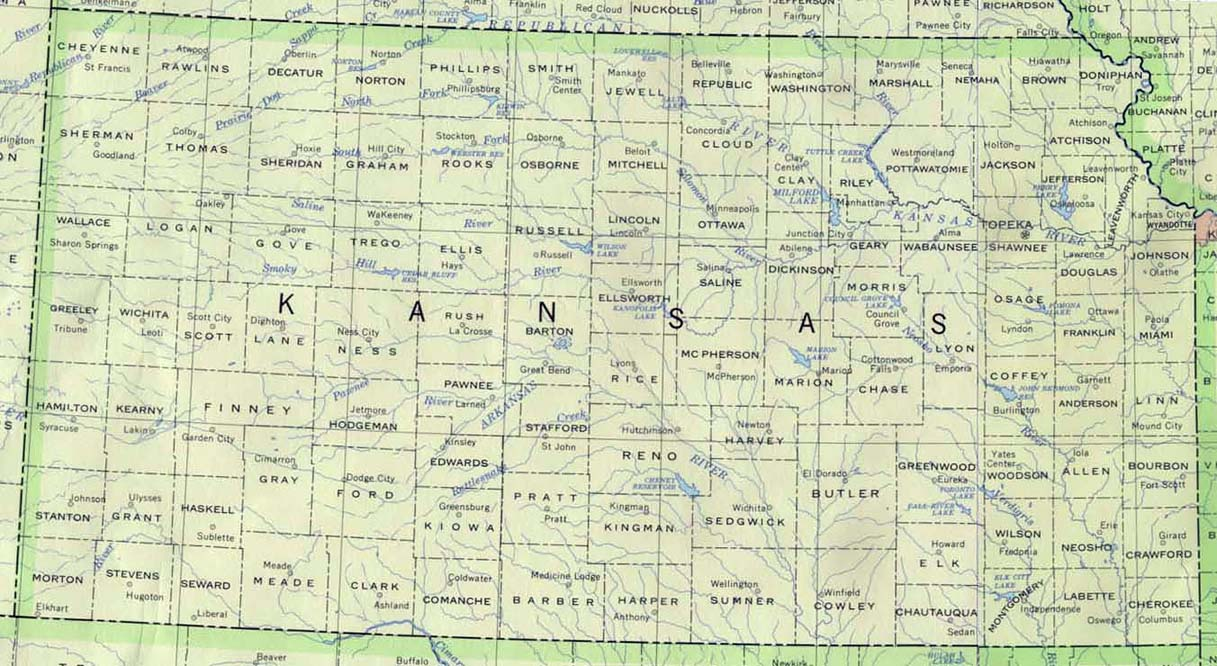 29 Elegant United States Map Kansas City afputracom