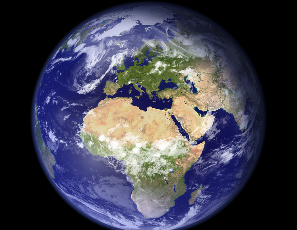 view of planet earth - photo #14