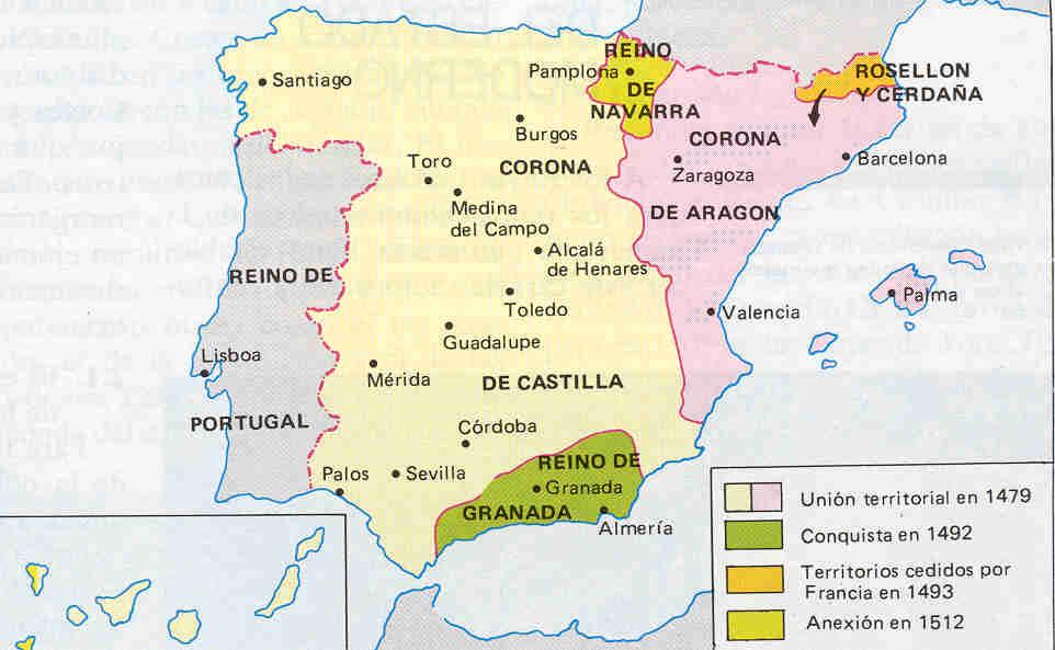 España con los Reyes Católicos