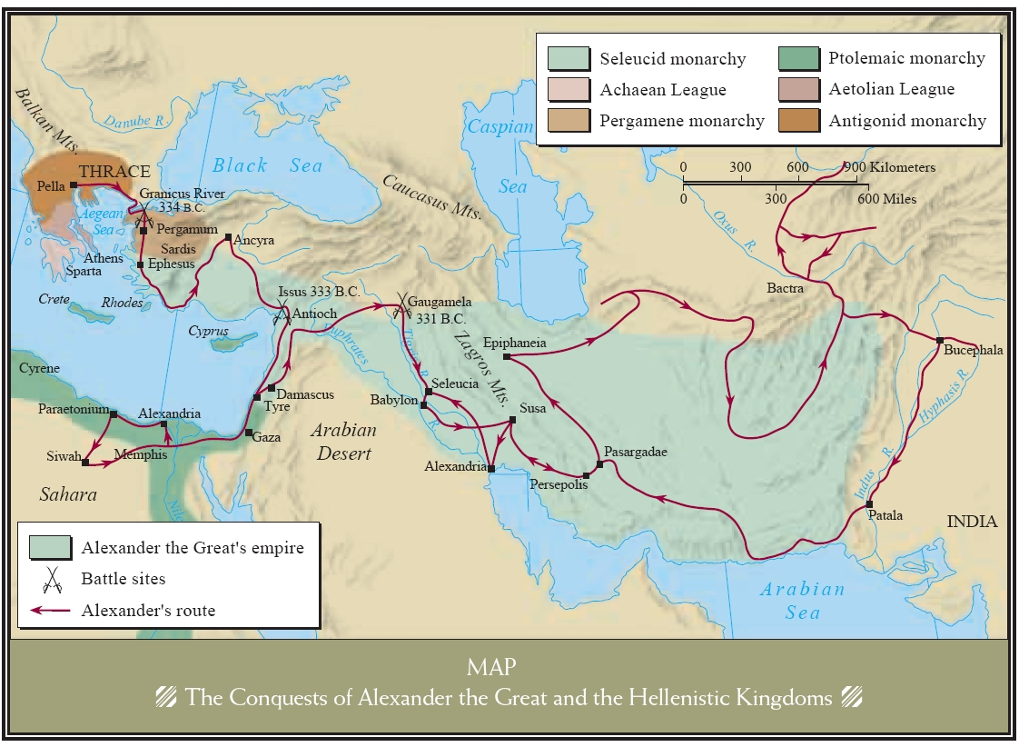 alexander the great conquest Waldemar heckel provides a revisionist overview of the conquests of alexander the great emphasising the aims and impact of his military expeditions, the political.