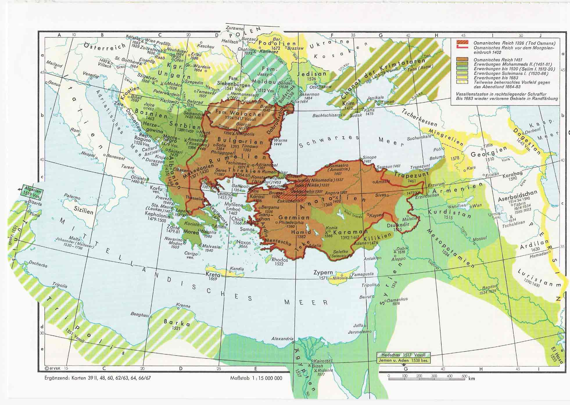 The ottoman empire at its greatest extent os 920x620 for What is an ottoman for