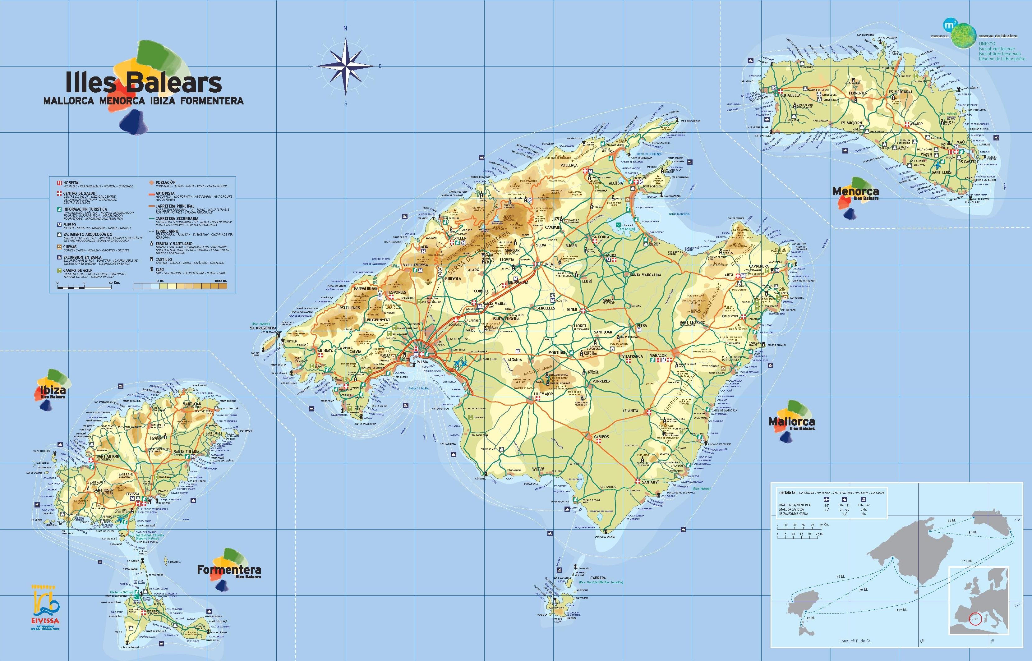 El blog de quinto junio 2012 - Islas de baleares ...
