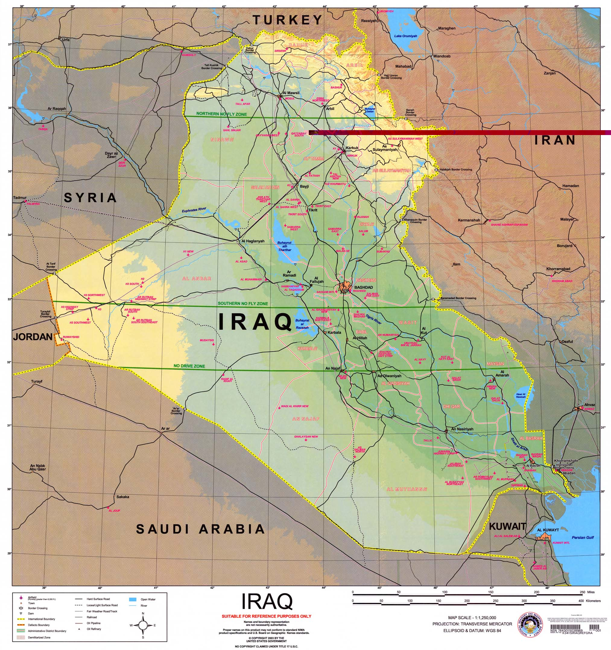 map of iraq with Mapa De Irak 2003 on Oman Geology likewise Serbia en additionally 2043068m additionally baghdad Airport additionally Kuwait.