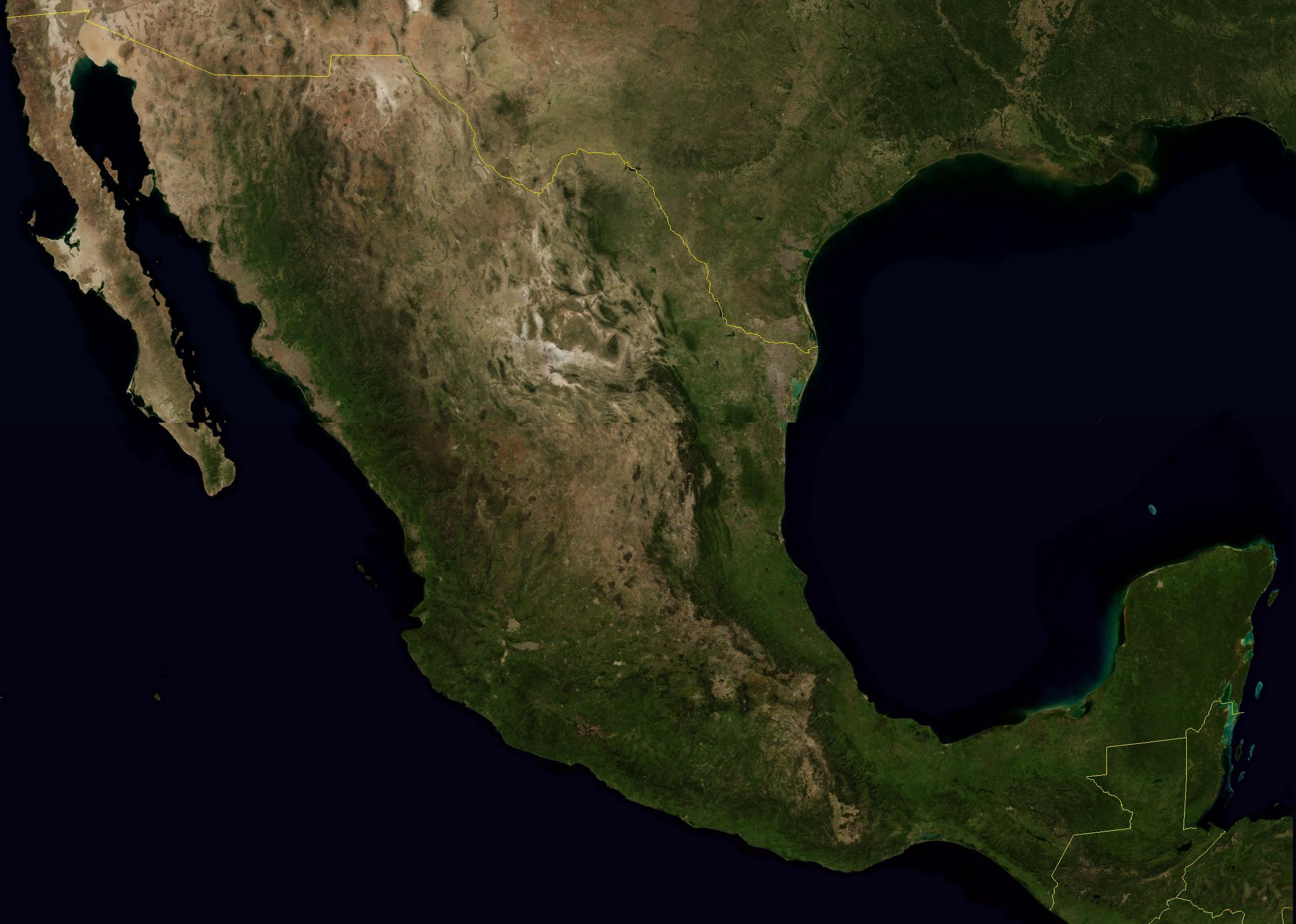 ver imegenes ciudad mexico via satelite: