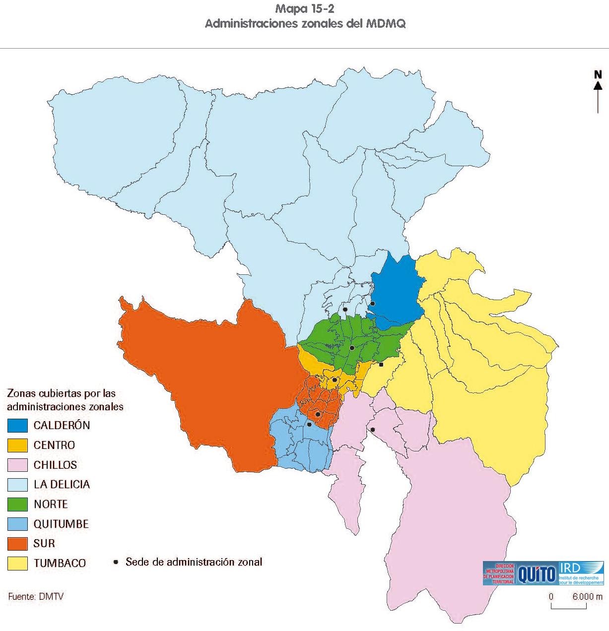 distrito metropolitano de quito: