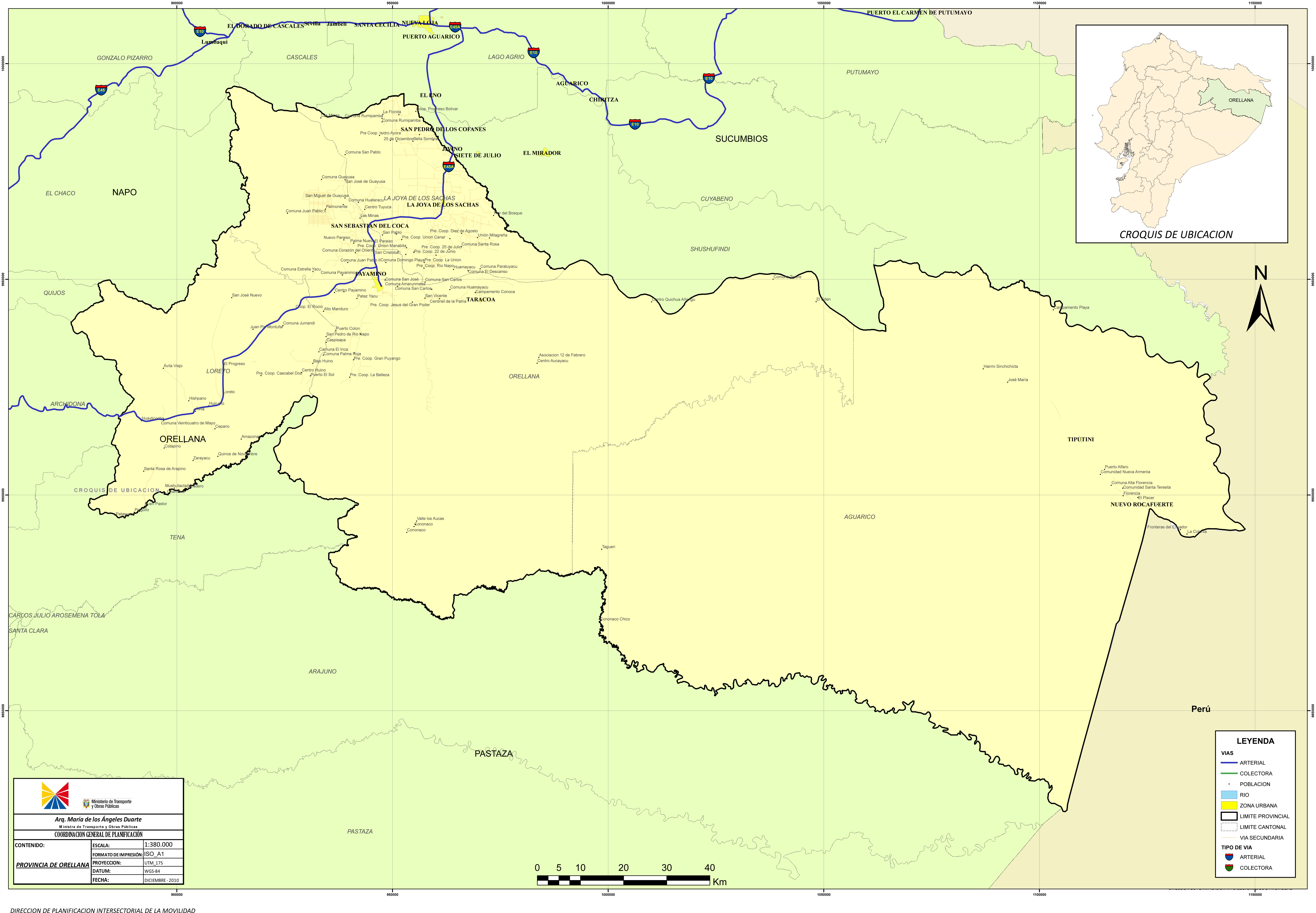 map ecuador with Mapa De Orellana 2010 on 3718048480 also Mapa De Orellana 2010 furthermore Meteor FF 122 in addition 6027643765 further 6940988189.