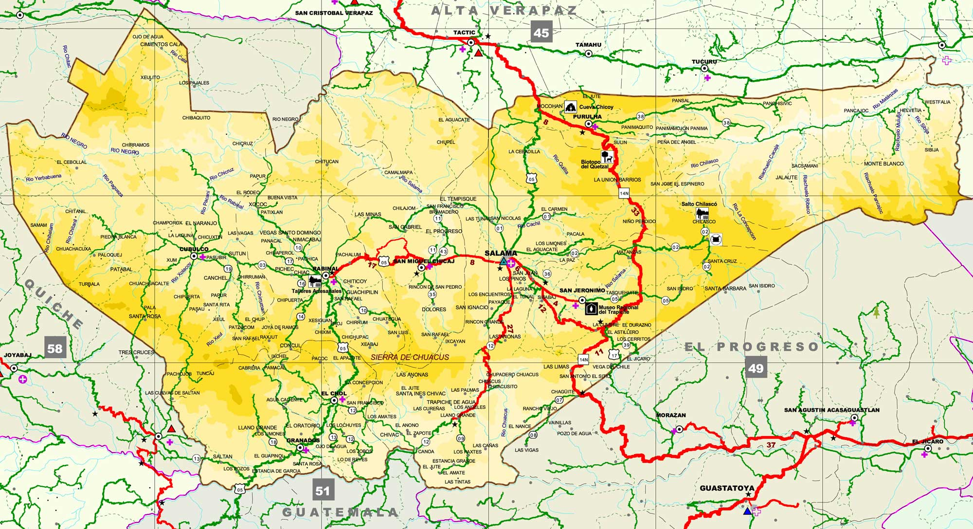 central europe map with Map Of Baja Verapaz on 383298618262238515 moreover Armenia Map moreover Galp Energia Acquires Exploration Blocks Offshore Brazil furthermore Map Of Baja Verapaz additionally China Earthquakes.