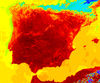 2004 Summer Heatwave in Spain and Portugal