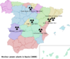Nuclear power plants in Spain 2008