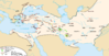 The Achaemenid Empire or Persian Empire 500 BC