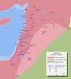 Muslim's invasion of central Syria 634-636