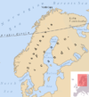 Scandinavia, Fennoscandia, and the Kola Peninsula