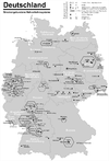 Public transport systems in Germany 2008