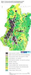 Land Cover of the metropolitan area of ​​Quito 1989