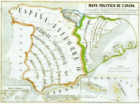 physical maps of spain. hair Political Map of South Central political maps of spain.