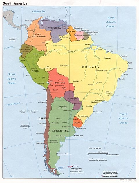 map of south american capitals. map of asia with capitals. map
