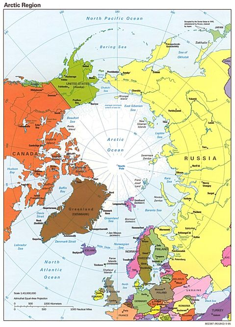 Norway, Sweden and Finland