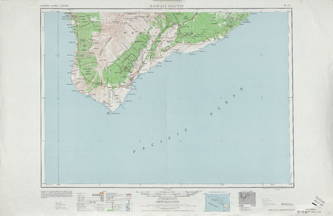 topographic maps of peru. topographic maps of hawaii.
