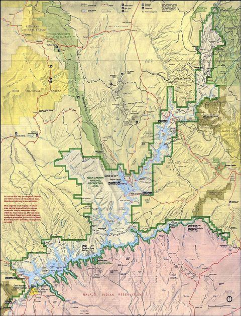 map of utah national parks. Source: U.S. National Park