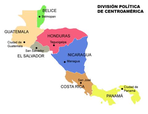central america and the caribbean saint barthélemy central america ...