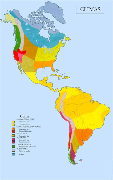 america ecuador tematicos