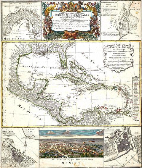 mapa de mexico en 1800. 1800. Mapa geographica