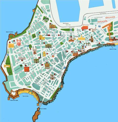 Mapa de carreteras pais vasco