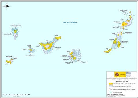 Tamaño Islas Canarias Islas Canarias Tamaño