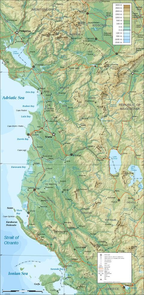 Countries albania map andorra map austria map belgium map germany map