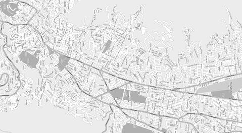 Barrios de Quito Mapa Mapa de Quito