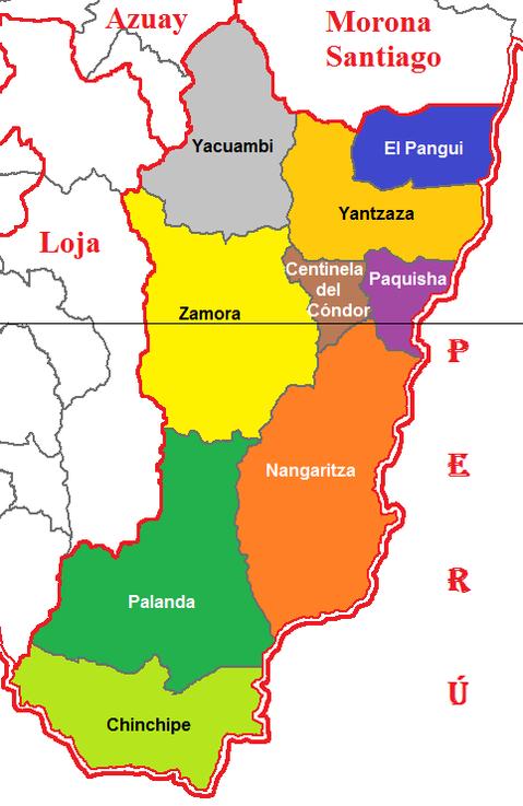 america ecuador guayas politicos