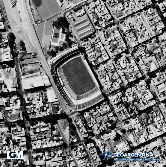 Aerial_Photo_Club_Atletico_Boca_Juniors_Stadium_Buenos_Aires_Argentina ...
