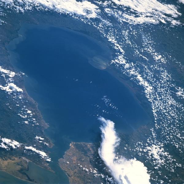 Ubicacion Del Lago De Maracaibo En Venezuela