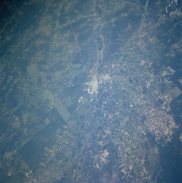 Mapa Satelital, Foto, Imagen Satelite de Santiago del Estero, Prov ...