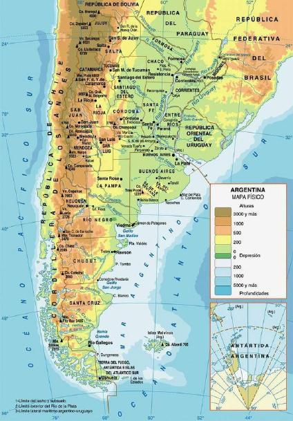 Fuente: gobierno electrónico argentina