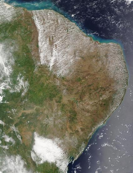 Mapas, Mapa Satelital, Foto, Imagen Satelite de Brasil