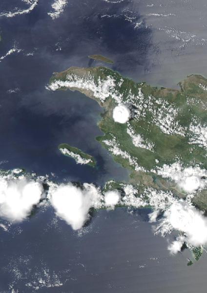 Mapas, Mapa Satelital, Foto, Imagen Satelite de Haití