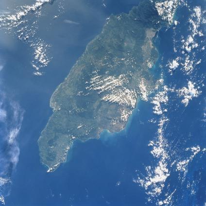 Mapas, Mapa Satelital, Foto, Imagen Satelite de Jamaica