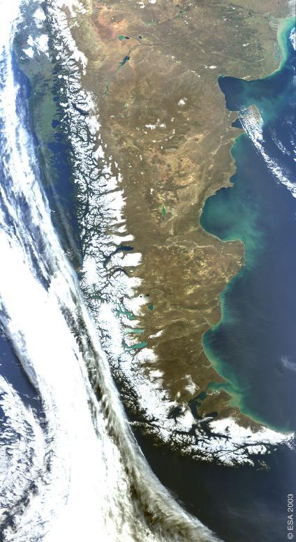 Alguien nos mira ? + Imagenes Satelitales de Argentina