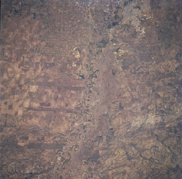 Mapa Satelital, Foto, Imagen Satelite de Rio Grande / Reynosa, Estado de Tamaulipas, Mexico