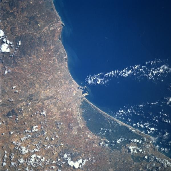 3 DE NOVIEMBRE.........VALENCIA Mapa_Satelital_Foto_Imagen_Satelite_Area_Valencia_Espana