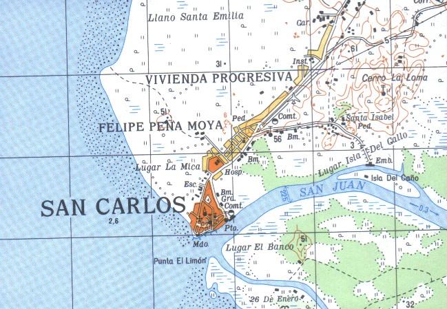San Carlos Rio San Juan Nicaragua Rio San Juan Nicaragua